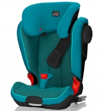Детское автокресло KIDFIX II XP SICT Black Series Green Marble