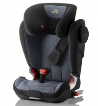 Детское автокресло KIDFIX II XP SICT Black Series Blue Marble