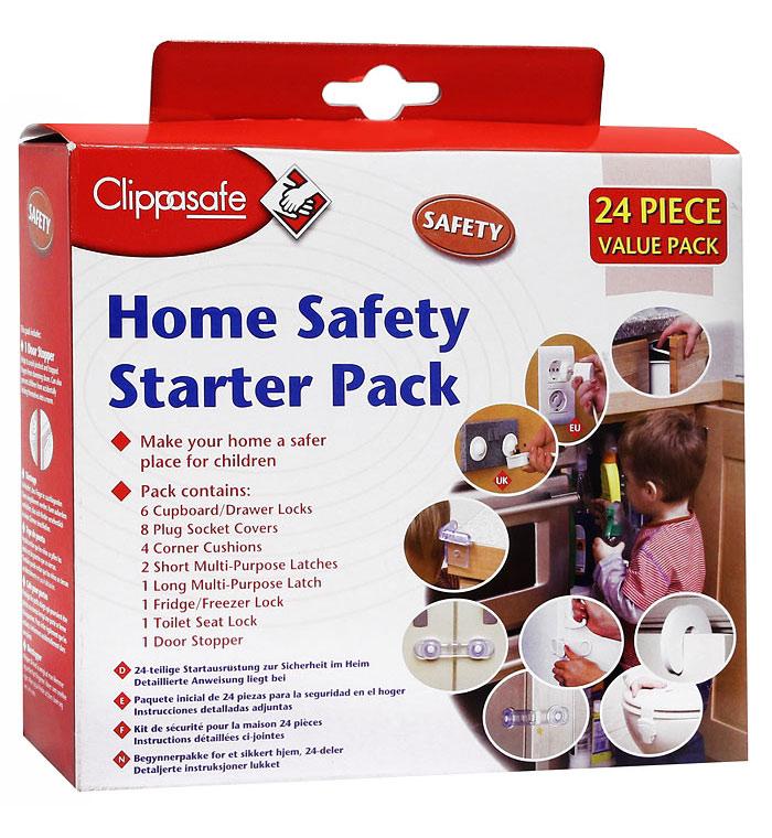 Детей дома набор для безопасности