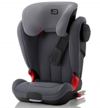 Детское автокресло KIDFIX XP SICT Black Series Storm Grey
