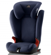 Детское автокресло KIDFIX SL Black Series Moonlight Blue