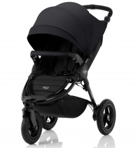 Коляска Britax B-Motion 3 Plus Cosmos Black