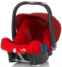 BABY-SAFE plus SHR II Flame Red