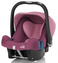 BABY-SAFE plus SHR II Wine Rose