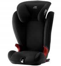 Детское автокресло KIDFIX SL Black Series Cosmos Black