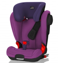 Детское автокресло KIDFIX II XP SICT Black Series Mineral Purple