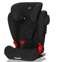 Детское автокресло KIDFIX II XP SICT Black Series Cosmos Black