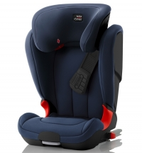 Детское автокресло KIDFIX XP Black Series Moonlight Blue