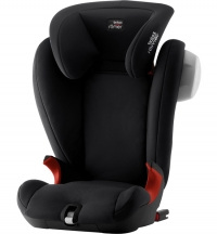 Детское автокресло KIDFIX SL SICT Black Series Cosmos Black