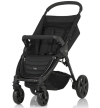 Коляска Britax В-Agile 4 PLUS Cosmos Black