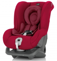 Детское автокресло First Class plus Flame Red
