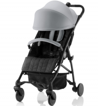 Коляска Britax B-Lite Steel Grey