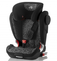 Детское автокресло KIDFIX II XP SICT Black Series Mystic Black