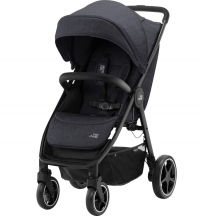 Детская коляска Britax Roemer B-Agile R Black Shadow/Black